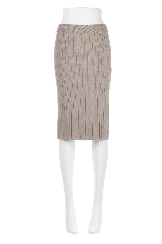 RibKnittedPencilSkirt(Short)リブニット・ペンシルスカート大人カジュアルに最適な海外ファッションのothers(その他インポートアイテム)のボトムやスカート。スタイルがよく見えると大人気のリブニット・ペンシルスカート。窮屈過ぎないフィット感で下半身を引き締めてくれる足長スカートです。/main-10