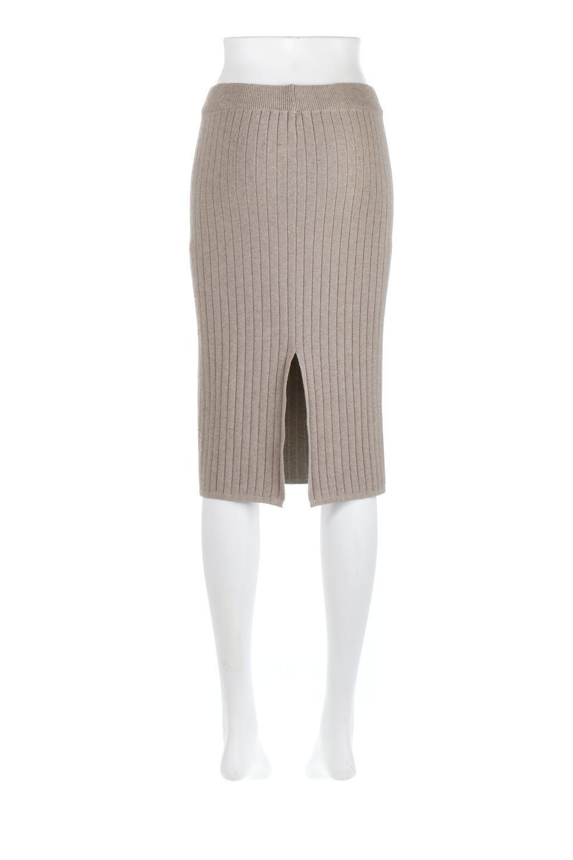 RibKnittedPencilSkirt(Short)リブニット・ペンシルスカート大人カジュアルに最適な海外ファッションのothers(その他インポートアイテム)のボトムやスカート。スタイルがよく見えると大人気のリブニット・ペンシルスカート。窮屈過ぎないフィット感で下半身を引き締めてくれる足長スカートです。/main-14