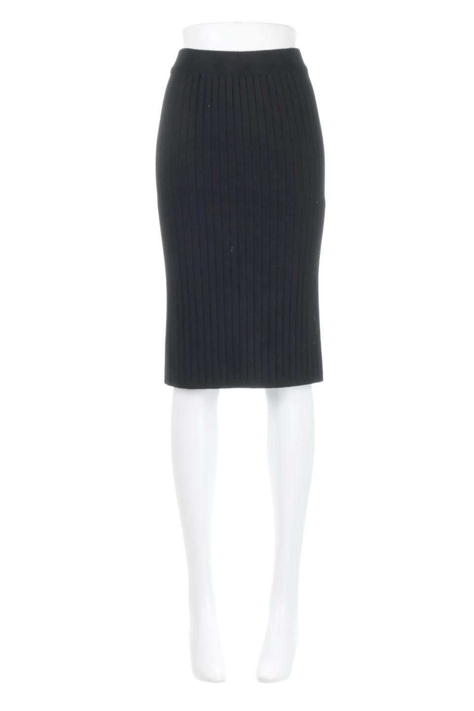 RibKnittedPencilSkirt(Short)リブニット・ペンシルスカート大人カジュアルに最適な海外ファッションのothers(その他インポートアイテム)のボトムやスカート。スタイルがよく見えると大人気のリブニット・ペンシルスカート。窮屈過ぎないフィット感で下半身を引き締めてくれる足長スカートです。/main-15