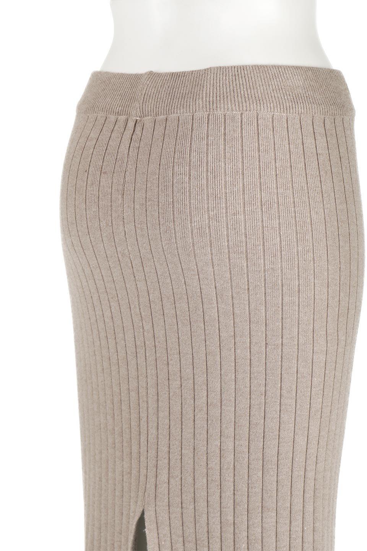 RibKnittedPencilSkirt(Short)リブニット・ペンシルスカート大人カジュアルに最適な海外ファッションのothers(その他インポートアイテム)のボトムやスカート。スタイルがよく見えると大人気のリブニット・ペンシルスカート。窮屈過ぎないフィット感で下半身を引き締めてくれる足長スカートです。/main-21
