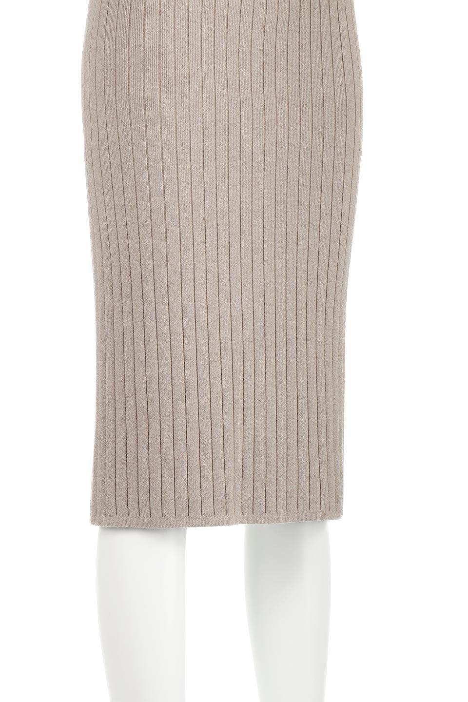RibKnittedPencilSkirt(Short)リブニット・ペンシルスカート大人カジュアルに最適な海外ファッションのothers(その他インポートアイテム)のボトムやスカート。スタイルがよく見えると大人気のリブニット・ペンシルスカート。窮屈過ぎないフィット感で下半身を引き締めてくれる足長スカートです。/main-24
