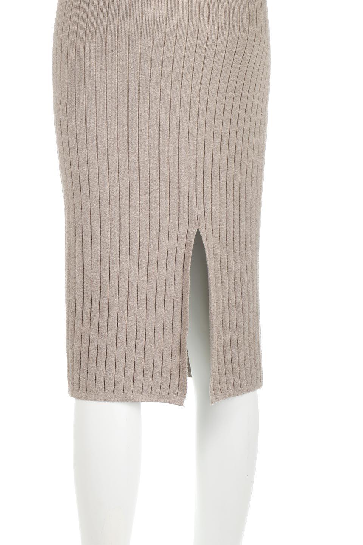 RibKnittedPencilSkirt(Short)リブニット・ペンシルスカート大人カジュアルに最適な海外ファッションのothers(その他インポートアイテム)のボトムやスカート。スタイルがよく見えると大人気のリブニット・ペンシルスカート。窮屈過ぎないフィット感で下半身を引き締めてくれる足長スカートです。/main-25