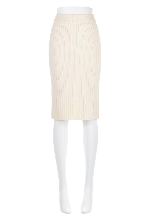 RibKnittedPencilSkirt(Short)リブニット・ペンシルスカート大人カジュアルに最適な海外ファッションのothers(その他インポートアイテム)のボトムやスカート。スタイルがよく見えると大人気のリブニット・ペンシルスカート。窮屈過ぎないフィット感で下半身を引き締めてくれる足長スカートです。/main-5