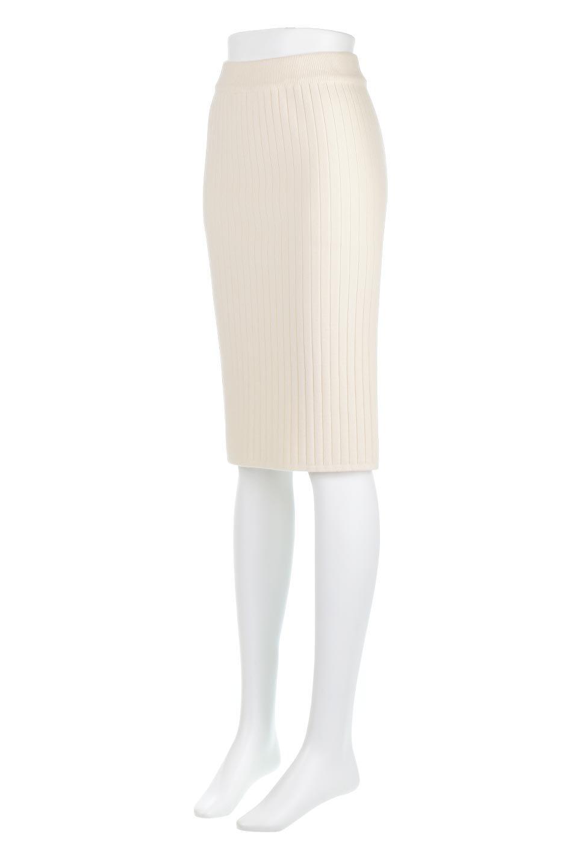 RibKnittedPencilSkirt(Short)リブニット・ペンシルスカート大人カジュアルに最適な海外ファッションのothers(その他インポートアイテム)のボトムやスカート。スタイルがよく見えると大人気のリブニット・ペンシルスカート。窮屈過ぎないフィット感で下半身を引き締めてくれる足長スカートです。/main-6