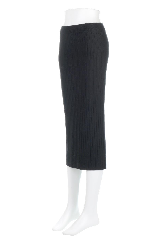 RibKnittedPencilSkirt(Long)リブニット・ペンシルスカート大人カジュアルに最適な海外ファッションのothers(その他インポートアイテム)のボトムやスカート。スタイルがよく見えると大人気のリブニット・ペンシルスカート。窮屈過ぎないフィット感で下半身を引き締めてくれる足長スカートです。/main-16