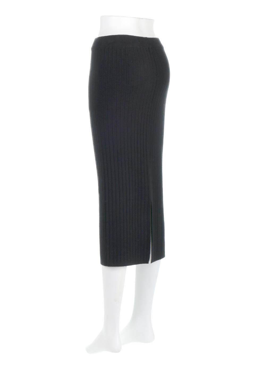 RibKnittedPencilSkirt(Long)リブニット・ペンシルスカート大人カジュアルに最適な海外ファッションのothers(その他インポートアイテム)のボトムやスカート。スタイルがよく見えると大人気のリブニット・ペンシルスカート。窮屈過ぎないフィット感で下半身を引き締めてくれる足長スカートです。/main-18