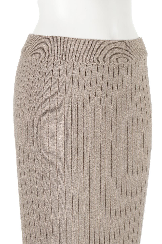 RibKnittedPencilSkirt(Long)リブニット・ペンシルスカート大人カジュアルに最適な海外ファッションのothers(その他インポートアイテム)のボトムやスカート。スタイルがよく見えると大人気のリブニット・ペンシルスカート。窮屈過ぎないフィット感で下半身を引き締めてくれる足長スカートです。/main-20