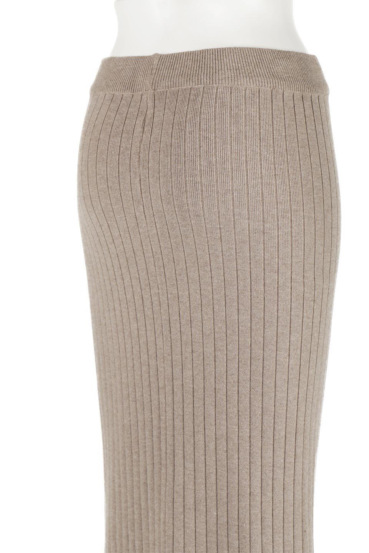 RibKnittedPencilSkirt(Long)リブニット・ペンシルスカート大人カジュアルに最適な海外ファッションのothers(その他インポートアイテム)のボトムやスカート。スタイルがよく見えると大人気のリブニット・ペンシルスカート。窮屈過ぎないフィット感で下半身を引き締めてくれる足長スカートです。/main-21
