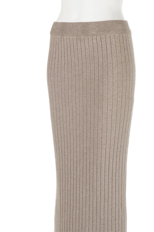 RibKnittedPencilSkirt(Long)リブニット・ペンシルスカート大人カジュアルに最適な海外ファッションのothers(その他インポートアイテム)のボトムやスカート。スタイルがよく見えると大人気のリブニット・ペンシルスカート。窮屈過ぎないフィット感で下半身を引き締めてくれる足長スカートです。/main-22