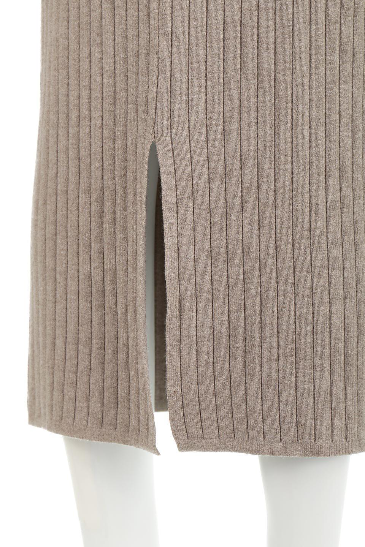 RibKnittedPencilSkirt(Long)リブニット・ペンシルスカート大人カジュアルに最適な海外ファッションのothers(その他インポートアイテム)のボトムやスカート。スタイルがよく見えると大人気のリブニット・ペンシルスカート。窮屈過ぎないフィット感で下半身を引き締めてくれる足長スカートです。/main-26