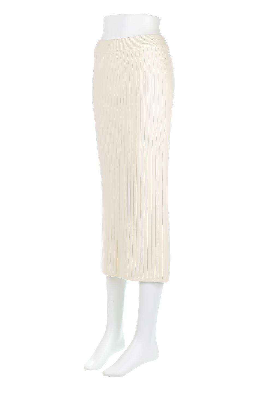 RibKnittedPencilSkirt(Long)リブニット・ペンシルスカート大人カジュアルに最適な海外ファッションのothers(その他インポートアイテム)のボトムやスカート。スタイルがよく見えると大人気のリブニット・ペンシルスカート。窮屈過ぎないフィット感で下半身を引き締めてくれる足長スカートです。/main-6