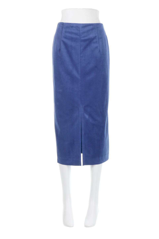 VelourSemiTightSkirtベロア生地・セミタイトスカート大人カジュアルに最適な海外ファッションのothers(その他インポートアイテム)のボトムやスカート。控えめな光沢が上品なベロアスカート。合わせやすい秋冬カラーのバリエーションで色違いで欲しくなります。/main-10