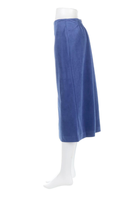 VelourSemiTightSkirtベロア生地・セミタイトスカート大人カジュアルに最適な海外ファッションのothers(その他インポートアイテム)のボトムやスカート。控えめな光沢が上品なベロアスカート。合わせやすい秋冬カラーのバリエーションで色違いで欲しくなります。/main-12