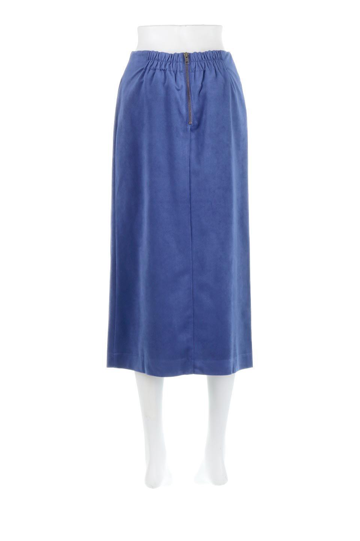 VelourSemiTightSkirtベロア生地・セミタイトスカート大人カジュアルに最適な海外ファッションのothers(その他インポートアイテム)のボトムやスカート。控えめな光沢が上品なベロアスカート。合わせやすい秋冬カラーのバリエーションで色違いで欲しくなります。/main-14
