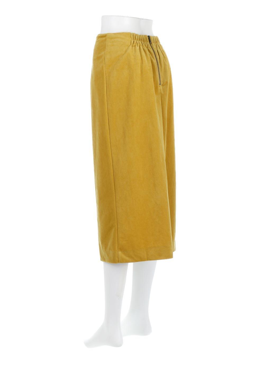 VelourSemiTightSkirtベロア生地・セミタイトスカート大人カジュアルに最適な海外ファッションのothers(その他インポートアイテム)のボトムやスカート。控えめな光沢が上品なベロアスカート。合わせやすい秋冬カラーのバリエーションで色違いで欲しくなります。/main-18