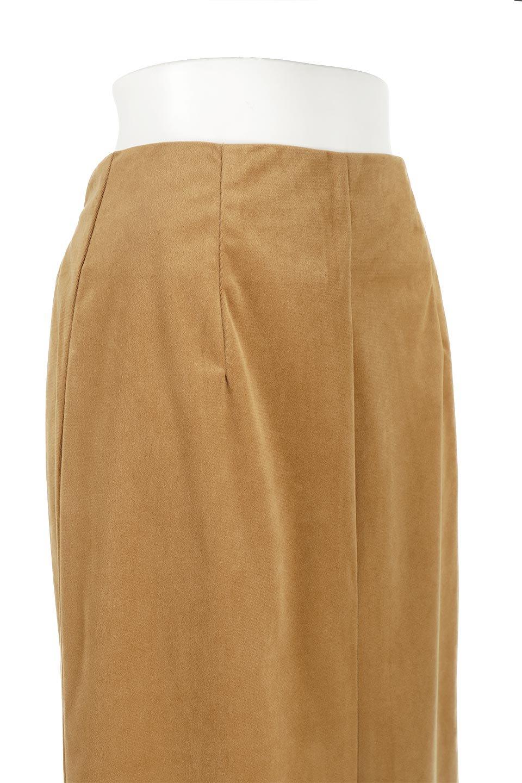 VelourSemiTightSkirtベロア生地・セミタイトスカート大人カジュアルに最適な海外ファッションのothers(その他インポートアイテム)のボトムやスカート。控えめな光沢が上品なベロアスカート。合わせやすい秋冬カラーのバリエーションで色違いで欲しくなります。/main-25