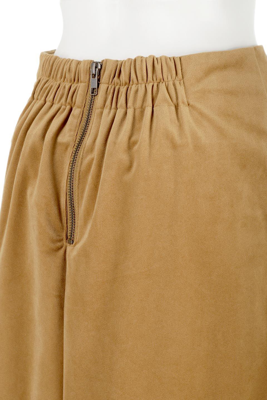 VelourSemiTightSkirtベロア生地・セミタイトスカート大人カジュアルに最適な海外ファッションのothers(その他インポートアイテム)のボトムやスカート。控えめな光沢が上品なベロアスカート。合わせやすい秋冬カラーのバリエーションで色違いで欲しくなります。/main-27