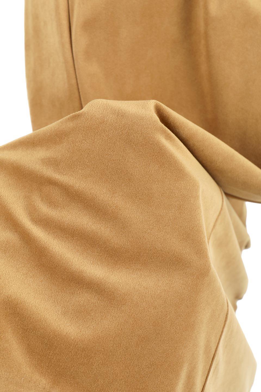 VelourSemiTightSkirtベロア生地・セミタイトスカート大人カジュアルに最適な海外ファッションのothers(その他インポートアイテム)のボトムやスカート。控えめな光沢が上品なベロアスカート。合わせやすい秋冬カラーのバリエーションで色違いで欲しくなります。/main-30
