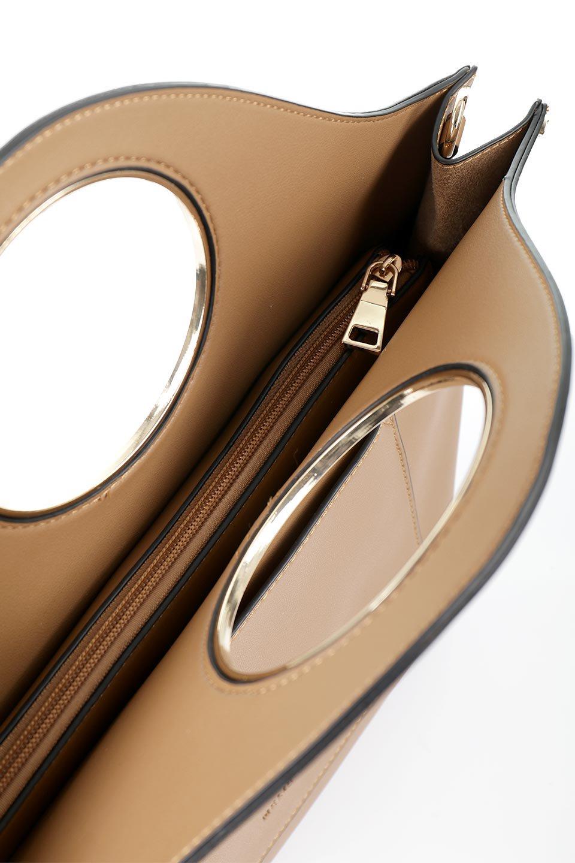 meliebiancoのHeather(Camel)リングハンドル・トートバッグ/海外ファッション好きにオススメのインポートバッグとかばん、MelieBianco(メリービアンコ)のバッグやトートバッグ。なめらかなアーチ状のデザインが可愛いシンプルトートバッグ。無駄を省いたシルエットは上品でエレガントな雰囲気を醸し出しています。/main-10