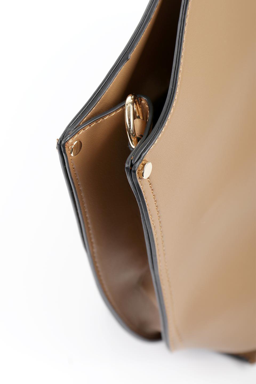 meliebiancoのHeather(Camel)リングハンドル・トートバッグ/海外ファッション好きにオススメのインポートバッグとかばん、MelieBianco(メリービアンコ)のバッグやトートバッグ。なめらかなアーチ状のデザインが可愛いシンプルトートバッグ。無駄を省いたシルエットは上品でエレガントな雰囲気を醸し出しています。/main-11