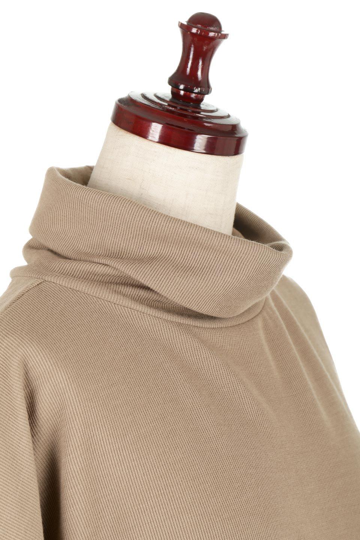 SideSlitOffTurtleLongDressサイドスリット・オフタートルワンピース大人カジュアルに最適な海外ファッションのothers(その他インポートアイテム)のワンピースやマキシワンピース。着心地の良い素材を使用したオフタートルのロングワンピース。ウエストの絞り具合で様々なシルエットを楽しめますが、ややブラウジングするとスタイルがよく見えます。/main-20