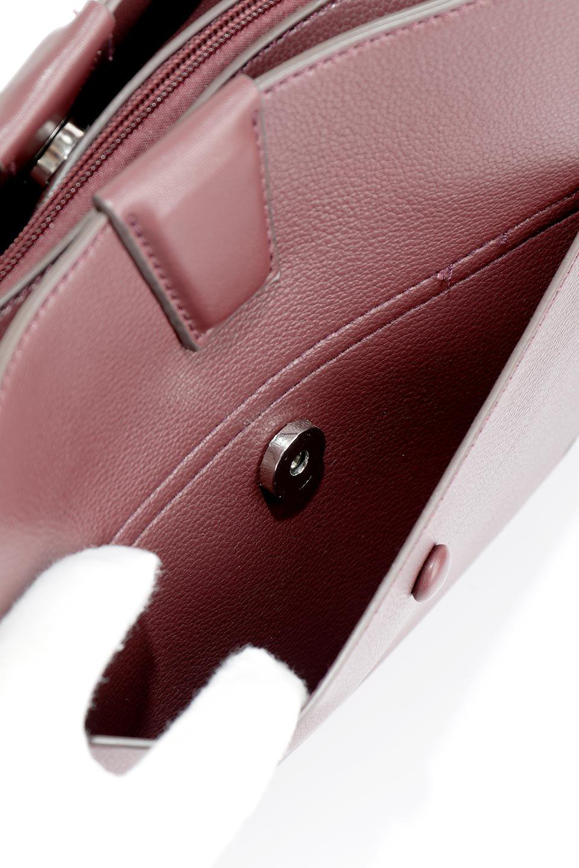 meliebiancoのMaya(Merlot)ワンハンドル・ハンドバッグ/海外ファッション好きにオススメのインポートバッグとかばん、MelieBianco(メリービアンコ)のバッグやハンドバッグ。シンプルな見た目に便利な収納のワンハンドル・ハンドバッグ。オフィスカジュアルのバッグとしてもおすすめなアイテムです。/main-10