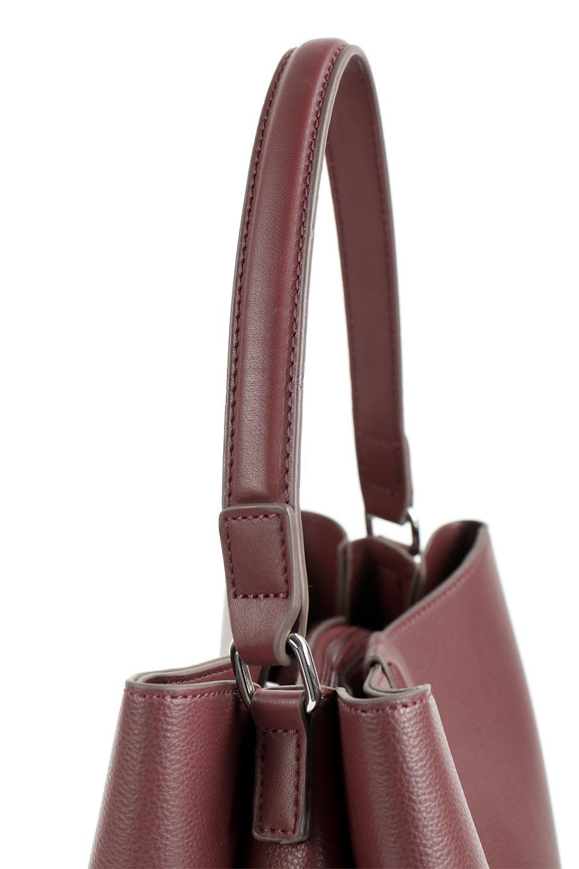 meliebiancoのMaya(Merlot)ワンハンドル・ハンドバッグ/海外ファッション好きにオススメのインポートバッグとかばん、MelieBianco(メリービアンコ)のバッグやハンドバッグ。シンプルな見た目に便利な収納のワンハンドル・ハンドバッグ。オフィスカジュアルのバッグとしてもおすすめなアイテムです。/main-6