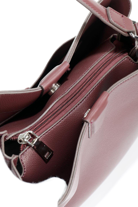 meliebiancoのMaya(Merlot)ワンハンドル・ハンドバッグ/海外ファッション好きにオススメのインポートバッグとかばん、MelieBianco(メリービアンコ)のバッグやハンドバッグ。シンプルな見た目に便利な収納のワンハンドル・ハンドバッグ。オフィスカジュアルのバッグとしてもおすすめなアイテムです。/main-9