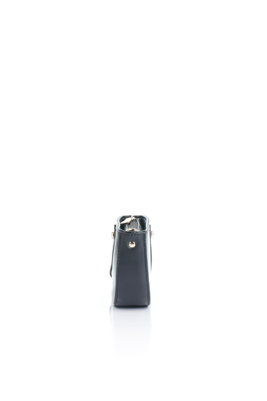 meliebiancoのRenee(Black)2Way・ショルダーバッグ/海外ファッション好きにオススメのインポートバッグとかばん、MelieBianco(メリービアンコ)のバッグやクラッチバッグ。デザインのアクセントにもなっているハンドストラップ付のミニクラッチバッグ。電子決済はフル活用、スマホとミニ財布で事足りる方に人気の小型のバッグです。/main-2