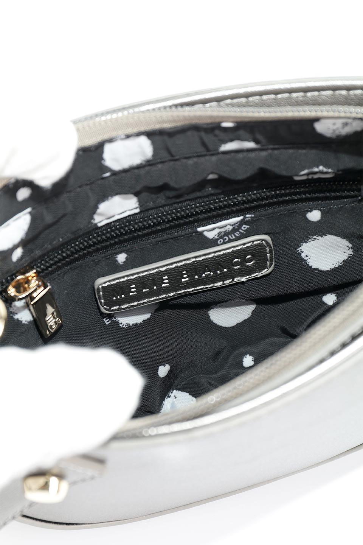 meliebiancoのRenee(Pewter)2Way・ショルダーバッグ/海外ファッション好きにオススメのインポートバッグとかばん、MelieBianco(メリービアンコ)のバッグやクラッチバッグ。デザインのアクセントにもなっているハンドストラップ付のミニクラッチバッグ。電子決済はフル活用、スマホとミニ財布で事足りる方に人気の小型のバッグです。/main-11