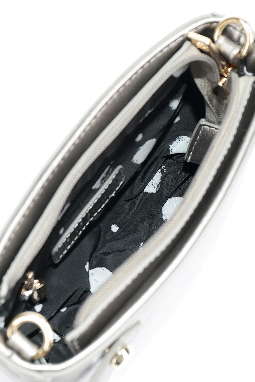 meliebiancoのRenee(Pewter)2Way・ショルダーバッグ/海外ファッション好きにオススメのインポートバッグとかばん、MelieBianco(メリービアンコ)のバッグやクラッチバッグ。デザインのアクセントにもなっているハンドストラップ付のミニクラッチバッグ。電子決済はフル活用、スマホとミニ財布で事足りる方に人気の小型のバッグです。/main-9