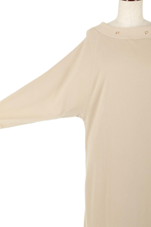 BackPleatedLongDressバックプリーツ・長袖マキシワンピース大人カジュアルに最適な海外ファッションのothers(その他インポートアイテム)のワンピースやマキシワンピース。プリーツの切り替えがとても可愛い長袖のマキシワンピース。ドルマンスリーブのゆったり感と細身のシルエットでスラっと見える大人気ワンピ。/main-14