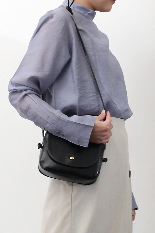 SheerPoplinBosomBlouseシアーポプリン・ブザムブラウス大人カジュアルに最適な海外ファッションのothers(その他インポートアイテム)のトップスやシャツ・ブラウス。胸元の切り替えが特徴的な長袖のブザムブラウス。透け感が人気のポプリン素材を使用したのブラウスです。/main-28