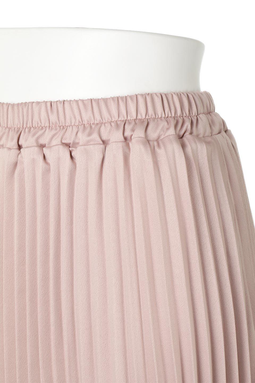 MatSatinRandomPleatedSkirtランダムプリーツ・ロングスカート大人カジュアルに最適な海外ファッションのothers(その他インポートアイテム)のボトムやスカート。光沢を抑えたマットな質感のサテン生地を使用したプリーツスカート。肌離れが良いサラッとした素材とウエストゴムでストレスフリーな穿き心地もおすすめポイント。/main-12