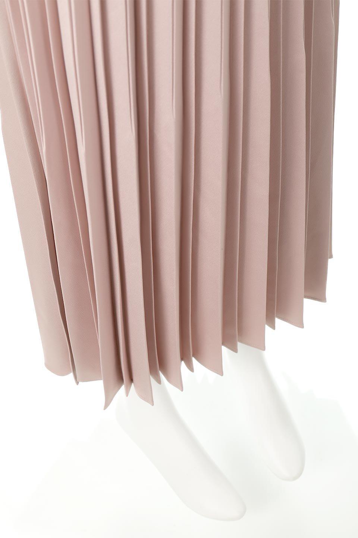 MatSatinRandomPleatedSkirtランダムプリーツ・ロングスカート大人カジュアルに最適な海外ファッションのothers(その他インポートアイテム)のボトムやスカート。光沢を抑えたマットな質感のサテン生地を使用したプリーツスカート。肌離れが良いサラッとした素材とウエストゴムでストレスフリーな穿き心地もおすすめポイント。/main-15