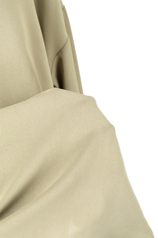 WaistRibbonHighNeckLongBlouseハイネック・ロングブラウス大人カジュアルに最適な海外ファッションのothers(その他インポートアイテム)のトップスやシャツ・ブラウス。春らしいカラーリングのハイネック・ロングブラウス。ジョーゼットの生地もまた春っぽいサラリとした肌触りです。/main-33