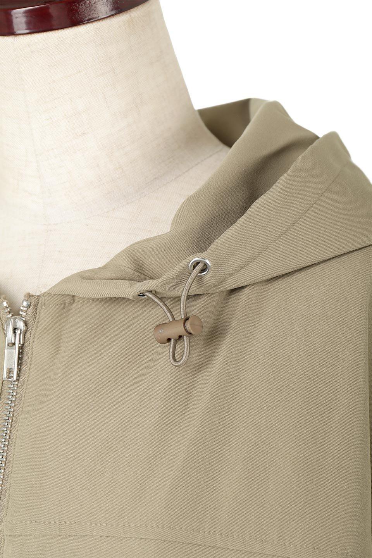 FrilledBackShortMountainParkaバックフリル・ショートマウンテンパーカ大人カジュアルに最適な海外ファッションのothers(その他インポートアイテム)のアウターやジャケット。春にぴったりのショート丈マウンテンパーカ。腰の3段フリルが可愛いカジュアルな春アイテム。/main-16