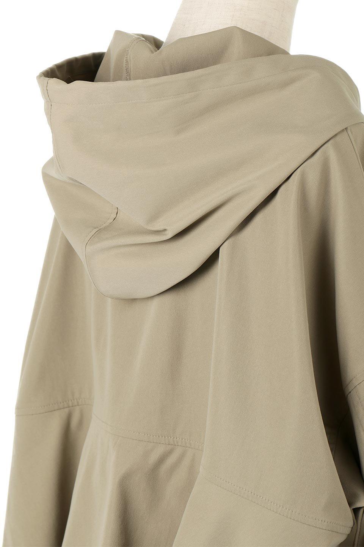 FrilledBackShortMountainParkaバックフリル・ショートマウンテンパーカ大人カジュアルに最適な海外ファッションのothers(その他インポートアイテム)のアウターやジャケット。春にぴったりのショート丈マウンテンパーカ。腰の3段フリルが可愛いカジュアルな春アイテム。/main-17