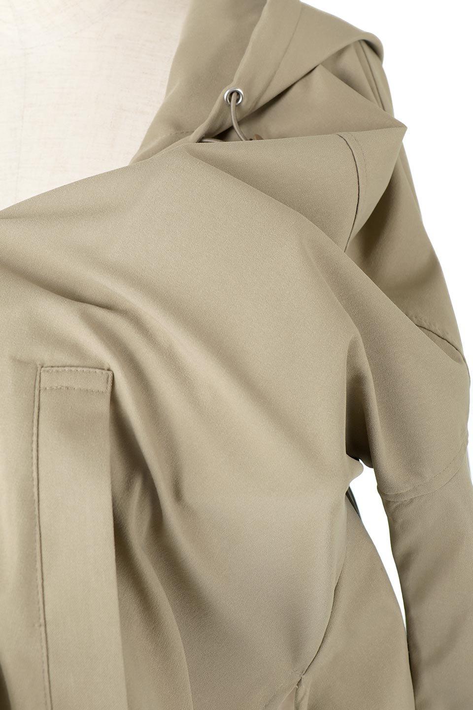 FrilledBackShortMountainParkaバックフリル・ショートマウンテンパーカ大人カジュアルに最適な海外ファッションのothers(その他インポートアイテム)のアウターやジャケット。春にぴったりのショート丈マウンテンパーカ。腰の3段フリルが可愛いカジュアルな春アイテム。/main-24