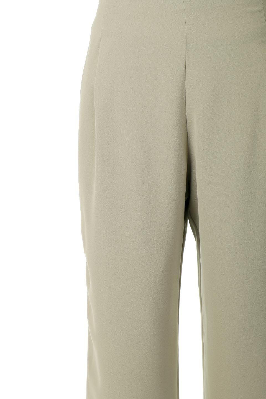 StraightWideLegPants裏地付き・ストレートワイドパンツ大人カジュアルに最適な海外ファッションのothers(その他インポートアイテム)のボトムやパンツ。サラリとしたジョーゼット生地のワイドパンツ。上品なストレートのシルエットで、応用範囲の広いパンツです。/main-22