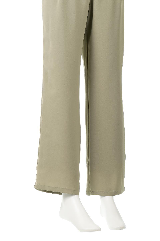 StraightWideLegPants裏地付き・ストレートワイドパンツ大人カジュアルに最適な海外ファッションのothers(その他インポートアイテム)のボトムやパンツ。サラリとしたジョーゼット生地のワイドパンツ。上品なストレートのシルエットで、応用範囲の広いパンツです。/main-24