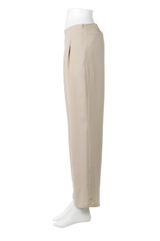 StraightWideLegPants裏地付き・ストレートワイドパンツ大人カジュアルに最適な海外ファッションのothers(その他インポートアイテム)のボトムやパンツ。サラリとしたジョーゼット生地のワイドパンツ。上品なストレートのシルエットで、応用範囲の広いパンツです。/main-7