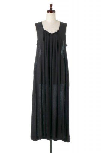 Square Neck Gauze Maxi Dress スクエアネック・ガーゼミディワンピース from L.A. / 大人カジュアルに最適な海外ファッションが得意な福島市のセレクトショップbloom