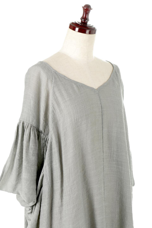 ButterflySleeveCocoonBlouseバタフライスリーブ・コクーンブラウスfromL.A.大人カジュアルに最適な海外ファッションのothers(その他インポートアイテム)のトップスやシャツ・ブラウス。透け感が人気のシアー素材のカジュアルブラウス。ヒラヒラ揺れる袖がとても可愛いデザインです。/main-5