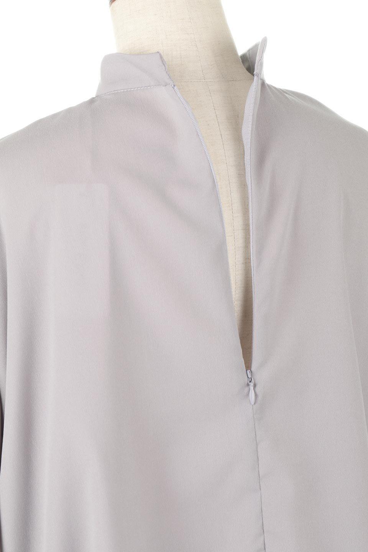 HighNeckGatheredBlouseハイネック・ギャザーブラウス大人カジュアルに最適な海外ファッションのothers(その他インポートアイテム)のトップスやシャツ・ブラウス。春にぴったりのハイネックブラウス。首元のギャザーから伸びるドレープが素敵な長袖ブラウス。/main-23