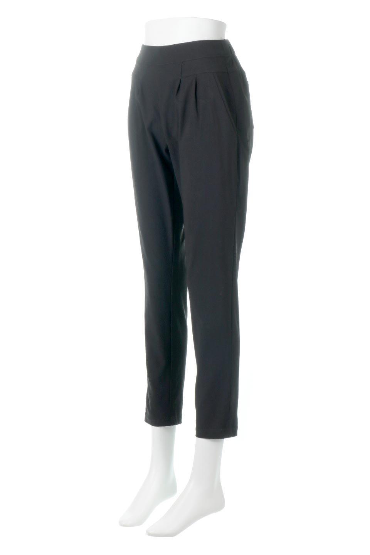 Hi-StretchTuckedPantsハイストレッチ・美脚パンツ大人カジュアルに最適な海外ファッションのothers(その他インポートアイテム)のボトムやパンツ。大人気のストレッチ美脚パンツが素材を新たに新入荷。驚きの履き心地を実現、リピート確実の超おすすめパンツ。/main-11
