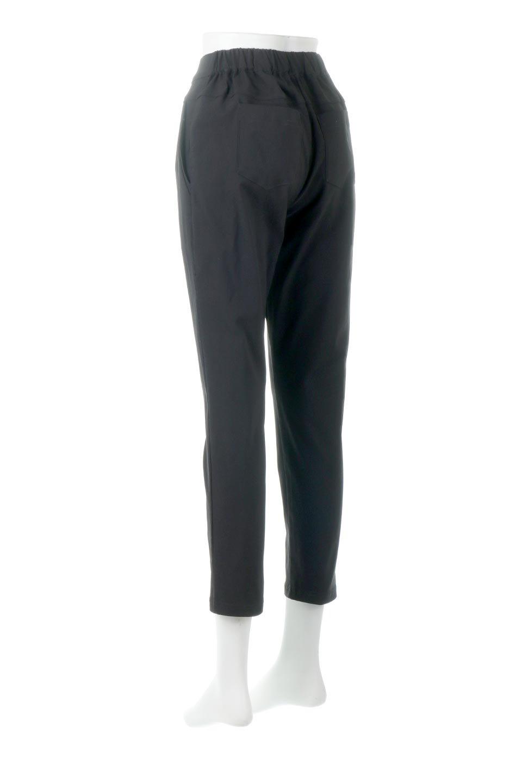 Hi-StretchTuckedPantsハイストレッチ・美脚パンツ大人カジュアルに最適な海外ファッションのothers(その他インポートアイテム)のボトムやパンツ。大人気のストレッチ美脚パンツが素材を新たに新入荷。驚きの履き心地を実現、リピート確実の超おすすめパンツ。/main-13