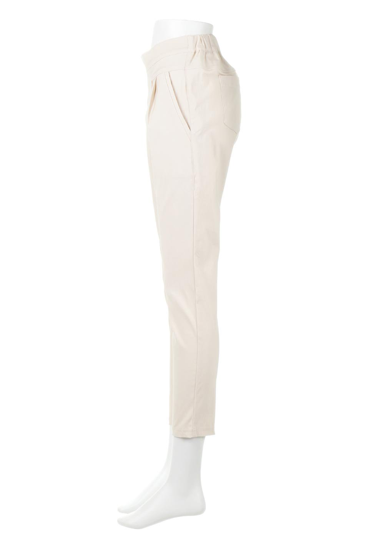 Hi-StretchTuckedPantsハイストレッチ・美脚パンツ大人カジュアルに最適な海外ファッションのothers(その他インポートアイテム)のボトムやパンツ。大人気のストレッチ美脚パンツが素材を新たに新入荷。驚きの履き心地を実現、リピート確実の超おすすめパンツ。/main-2