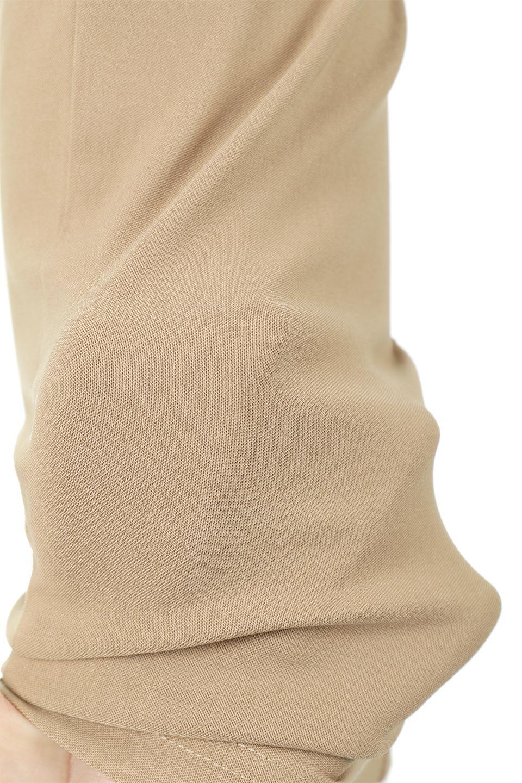Hi-StretchTuckedPantsハイストレッチ・美脚パンツ大人カジュアルに最適な海外ファッションのothers(その他インポートアイテム)のボトムやパンツ。大人気のストレッチ美脚パンツが素材を新たに新入荷。驚きの履き心地を実現、リピート確実の超おすすめパンツ。/main-21