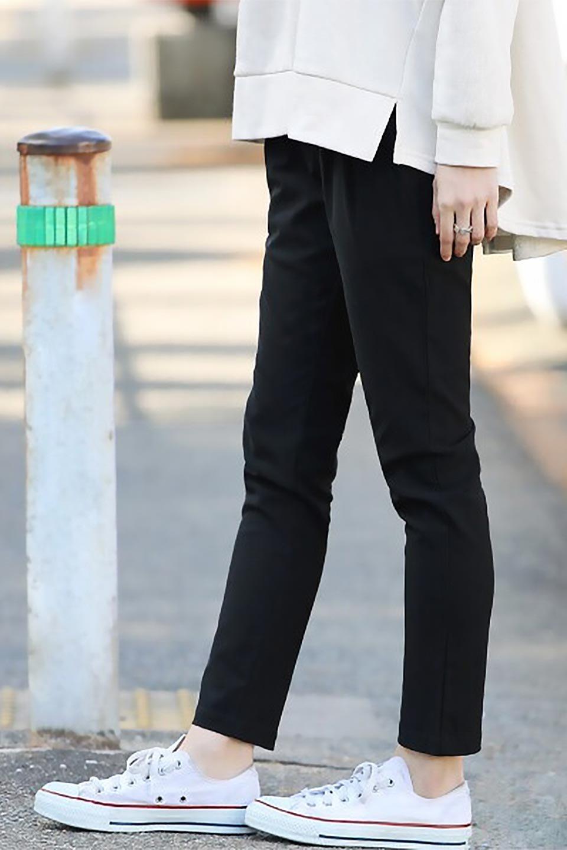 Hi-StretchTuckedPantsハイストレッチ・美脚パンツ大人カジュアルに最適な海外ファッションのothers(その他インポートアイテム)のボトムやパンツ。大人気のストレッチ美脚パンツが素材を新たに新入荷。驚きの履き心地を実現、リピート確実の超おすすめパンツ。/main-29